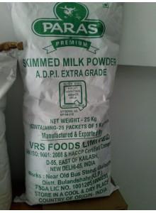 Skimmed Milk Powder - Paras (25 KG)